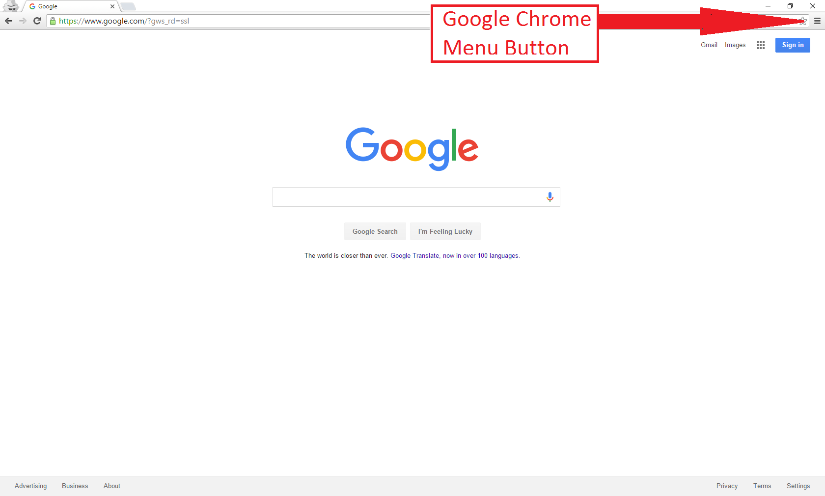 ChromeMenuButton